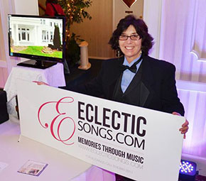 DJ Linda Terricola of Eclectic Songs